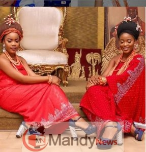 Screenshot_1-287x300 More Photos & Facts Of The Two Sisters Who Married Oba Of Benin, Ewuare II