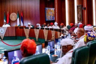 IMG_20190704_093947_234 Oba Ewuare, Edo Chiefs Visit Presidential Villa Over Oshiomhole, Obaseki Crisis