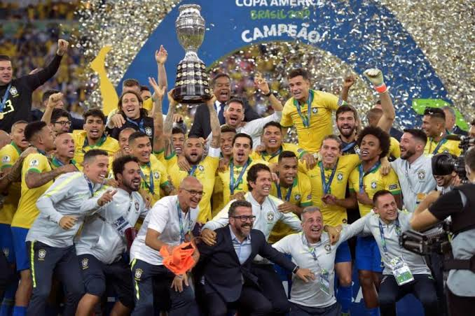 images-2 Brazil Beats Peru To Win 1st Copa América Title Since 2007