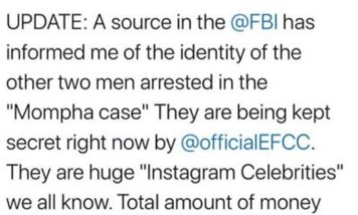 10483388 img20191030195341075 jpeg004578ca5a0fd1153740fd8228f8c83e - Two Instagram Celebrities Arrested In Connection With Mompha