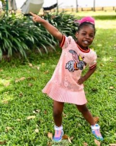 Imade-adeleke-3-240x300 Davido's First Daughter, Imade Shares New Lovely Pictures