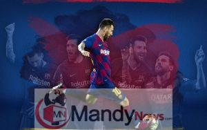 , Messi Scores 50th Career Free-Kick, 44 For Barca & 6 For Argentina