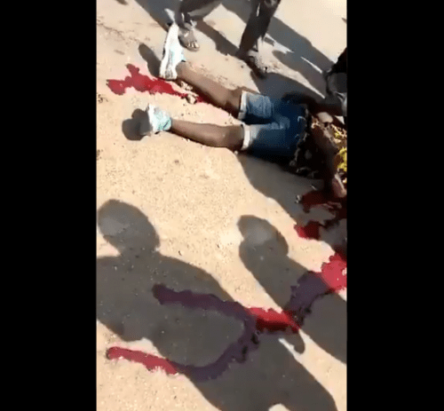 Screenshot_6-1 Two Boys Killed During Kogi Governorship Election In Lokoja (Graphic Photos)
