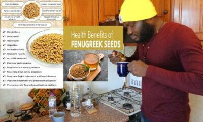 Benefits Of Fenugreek Tea + How To Make It With Honey