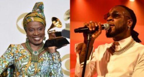 Angélique Kidjo and Burna Boy