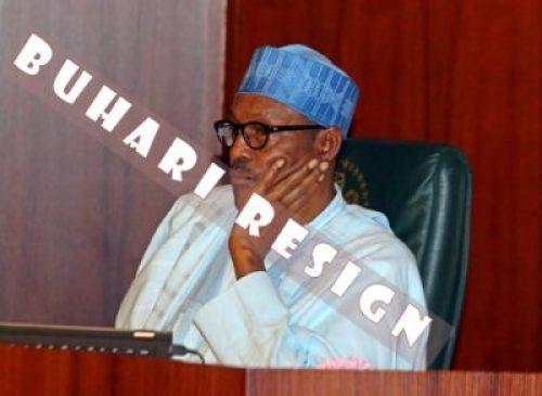 Buhari Resign