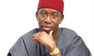 Okowa Governor of Delta state