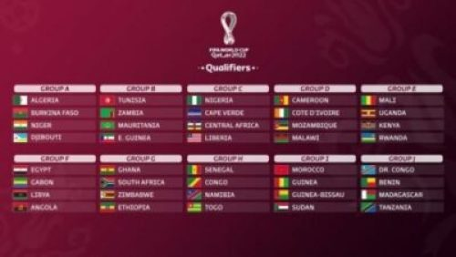 Full list World Cup qualifiers