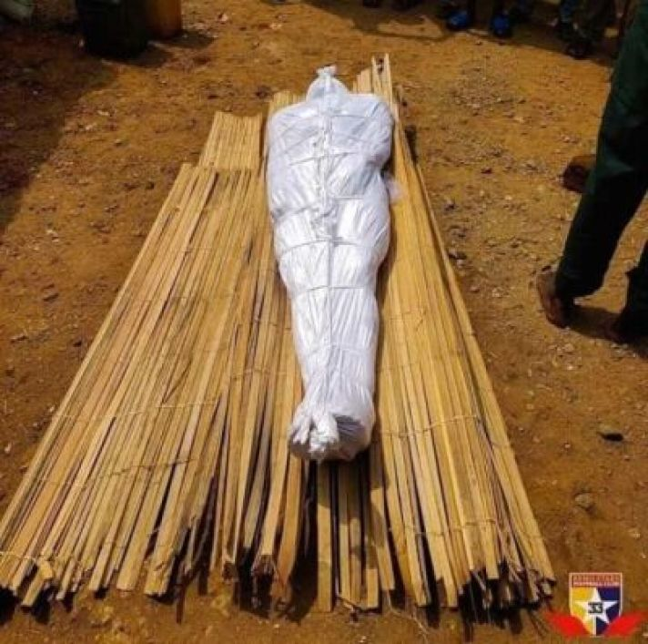 See Pictures Of Footballer, Kazeem Tiamiyu 'Kaka' Burial