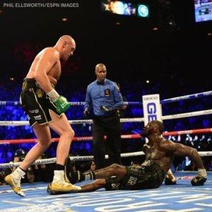 Tyson Fury Wins Heavyweight World Title