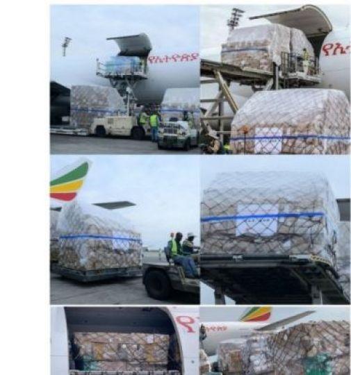 China's Jack Ma Donation To Fight Coronavirus Arrives Nigeria