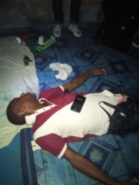 Nigerian Man Electrocuted While Charging Phone