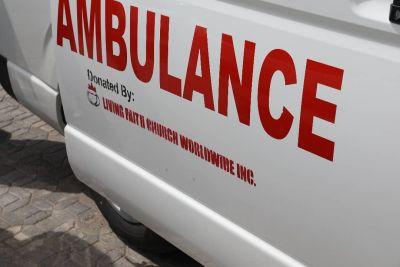 Coronavirus: Abioye, Winners Chapel Donates Ambulance And Ventilators