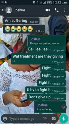 """""""I Am Dying; I Can't Survive This""""- Ghanaian Coronavirus Patient Cries"""