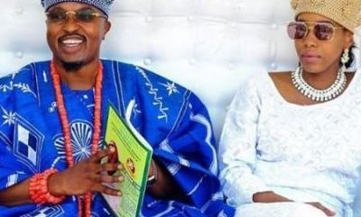 Oluwo-of-Iwo-and-His-Beautiful-Jamaican-Queen