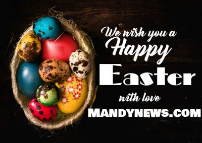 We Wish You A Happy Easter - Happy Quarantine Easter