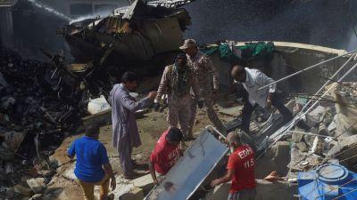 Crashes-In-Karachi