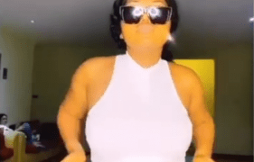 Regina-Daniels-Dances-With-Her-Baby-Bump