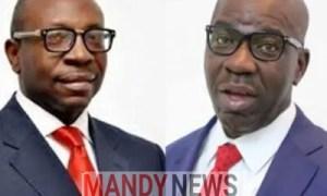 , Ize-Iyamu Begs Obaseki: Here's What He Said
