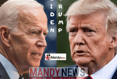 Trump-And-Biden-Debate