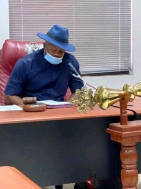 Marcus Emerges As Edo Speaker, Okiye Impeached