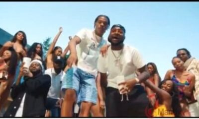 Davido ft Lil Baby – So Crazy (Official Video)