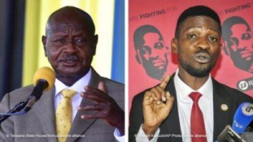 Bobi Wine vs Museveni