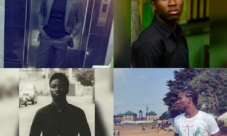 Promising Young Nigerian Shot Dead By Robbers