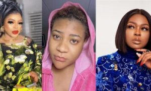 Bobrisky And Nkechi Blessing Fight Dirty Over A Man