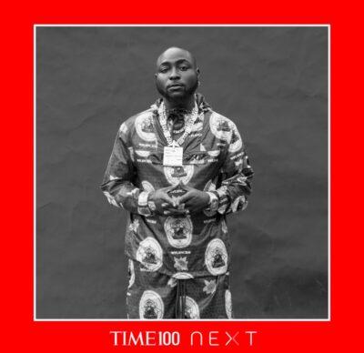 No Wizkid, No Burna Boy: Davido Is On The TIME100 Next 2021 List