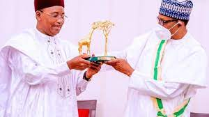 Niger Republic Awards Highest Honour On Buhari