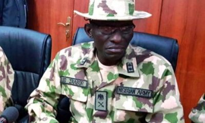 Major General Leo Irabor Biography: 10 things About Chief of Defence Staff