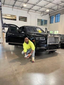 Davido Bought 2021 Rolls-Royce Cullinan Worth ₦150 Million — Take A Look