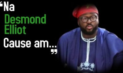 Why Is Desmond Elliot Trending On Twitter? Here Are 5 Reasons.