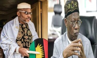 Twitter Is Supporting Nnamdi Kanu To Destroy Nigeria – Lai Mohammed