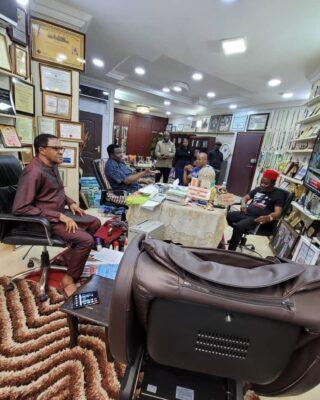 DSS Release Chiwetalu Agu