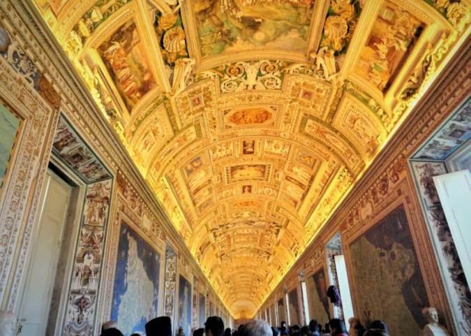 Vatikan Museum Rom