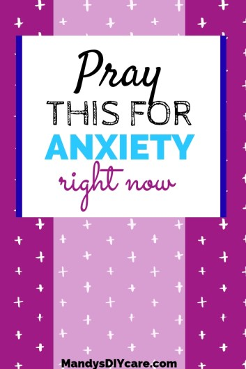 Praying the Names of God to Calm Anxiety Before Bed