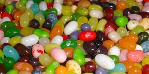 There is no Magic Bean except Jelly Beans!