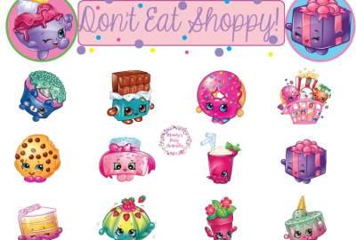 Shopkins Party Game Printable