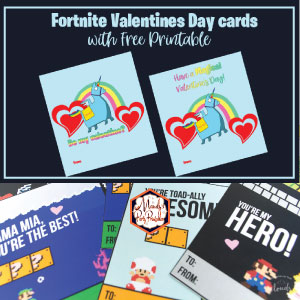photo relating to Minecraft Printable Valentines called minecraft valentines Archives