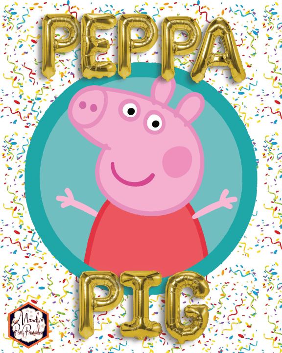 image relating to Printable Peppa Pig identified as Peppa Pig Encouraged Printable VIPKID Costume Dino