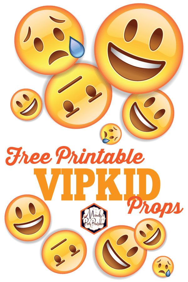 It is a photo of Influential Vipkid Printable Props