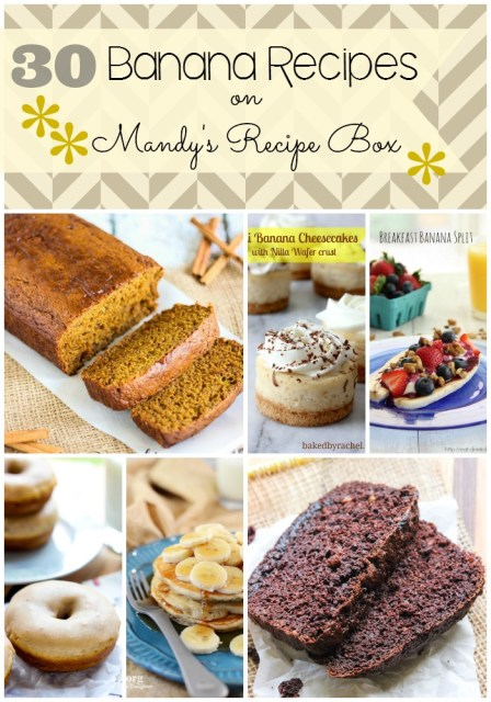 30 Banana Recipes