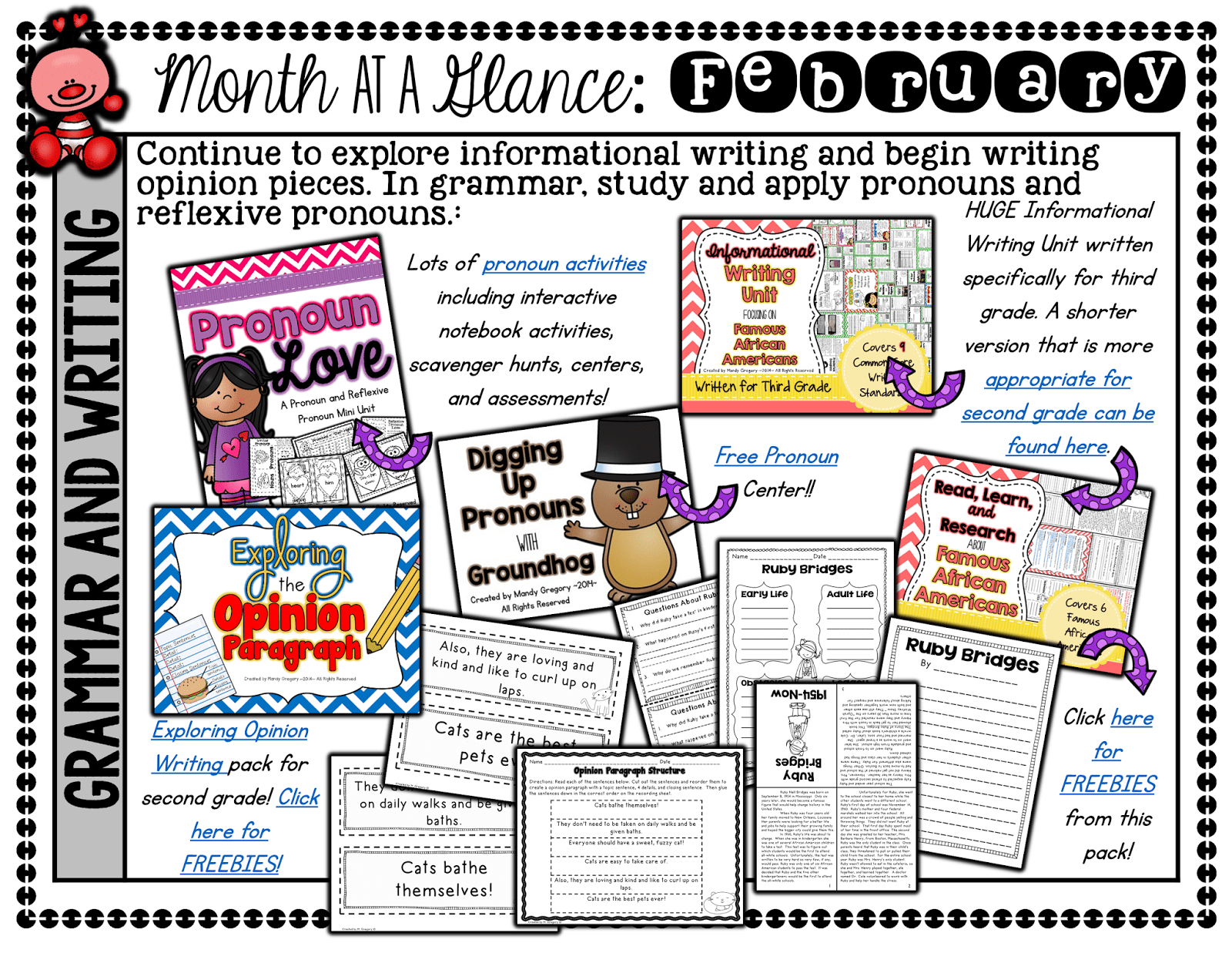 Tons Of February Goo S And Freebies Mandy S Tips For Teachers