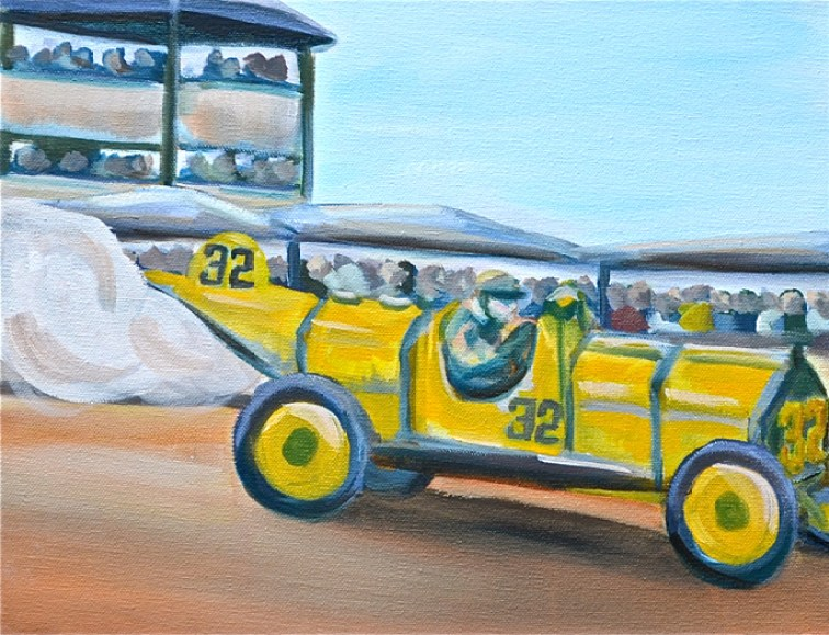 Marmon-Wasp-Oil-Painting