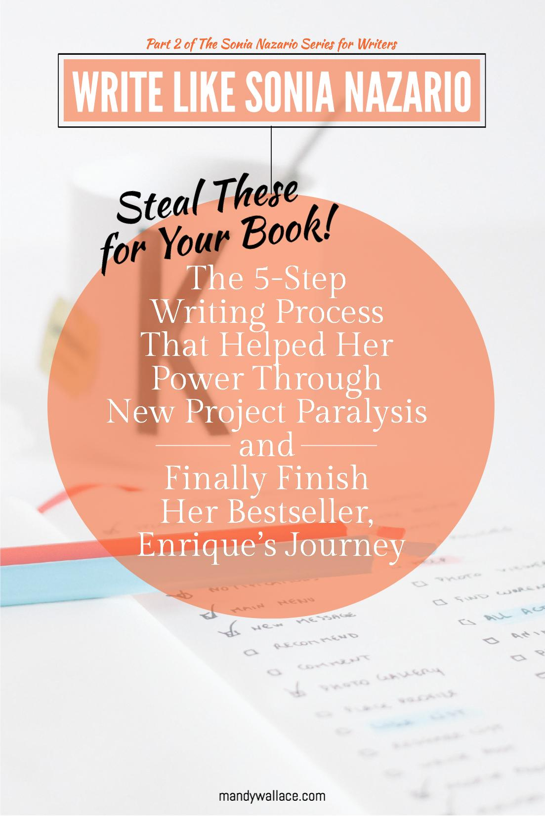 The 5 Step Writing Process Behind This Pulitzer Winner S Book