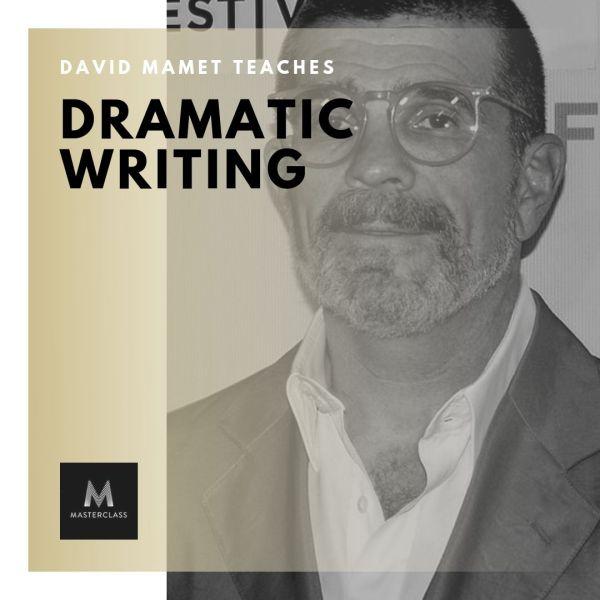 David Mamet Teaches Dramatic Writing
