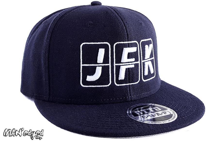 Editor's Pick: NxTSTOP Caps blue JFK snapback