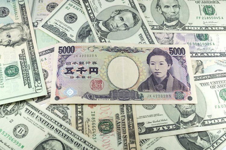 USD / JPY se mantiene estable cerca de 109,20 en USD más débiles, el PIB de Japón a la vista